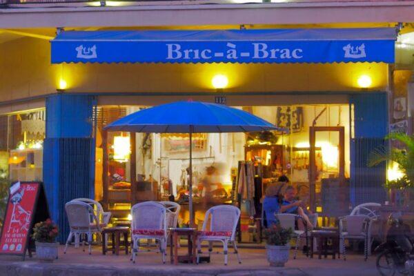 Bric a Brac, Battambang, Cambodia