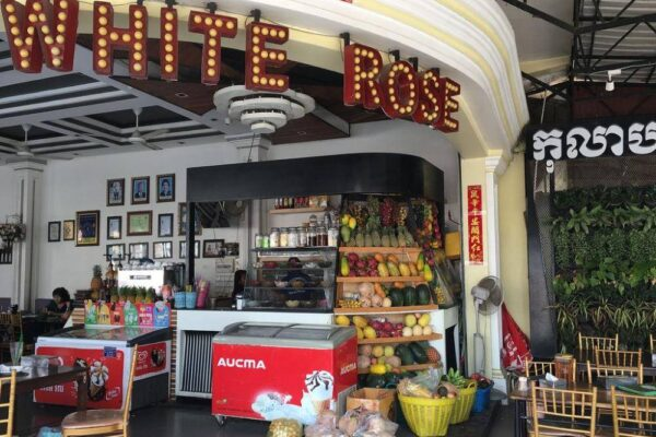 White Rose - Battambang Restaurant